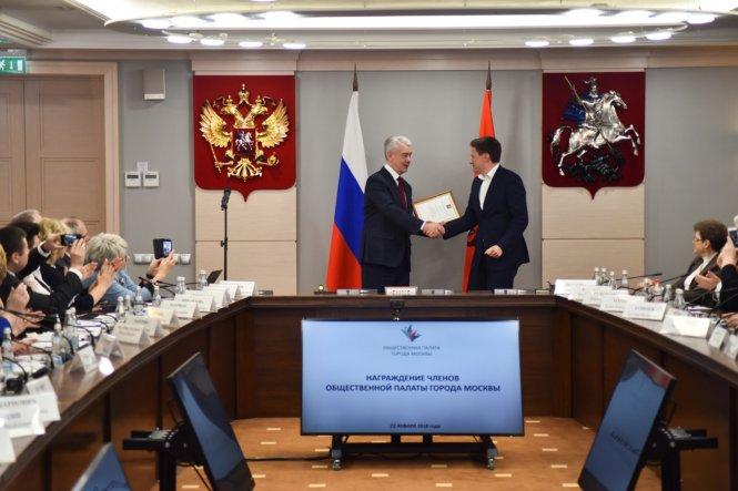 Новый состав Общественной палаты Москвы будет сокращенным