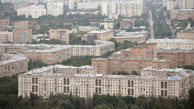В Москве стартует сезон ремонта многоэтажек