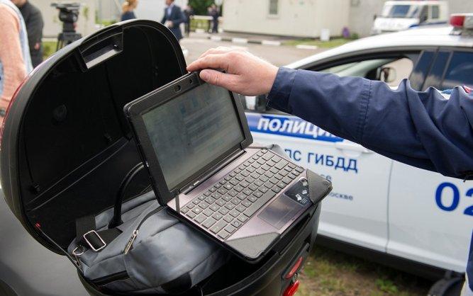 ГИБДД создадут цифровую базу злостных нарушителей ПДД