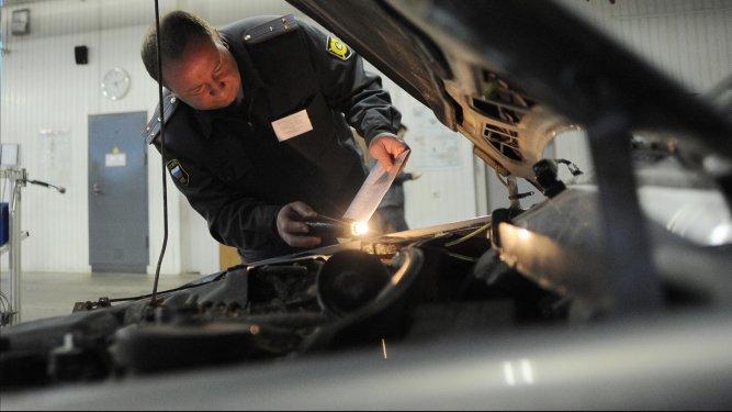 Поправки в порядок организации и проведения техосмотра транспортных средств