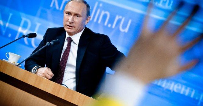 20 июня состоится Прямая линия с Владимиром Путиным