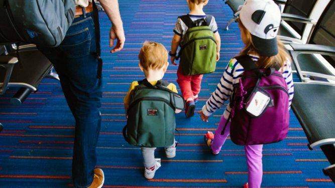 Правила вывоза детей за рубеж изменятся