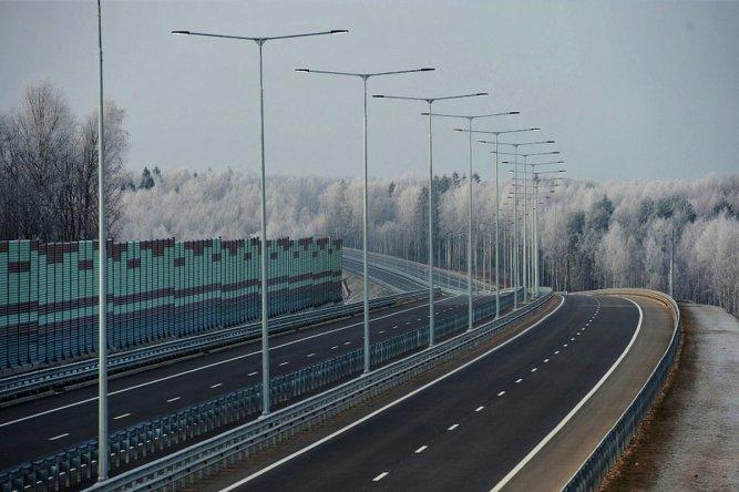 Тарифы на проезд по скоростной трассе М11 Москва – Петербург