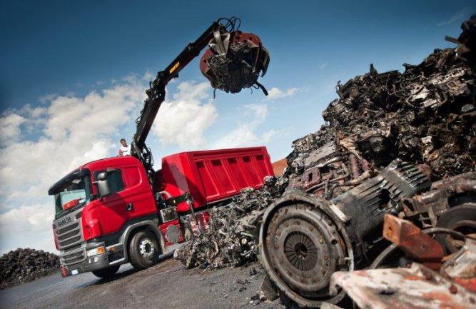 НДФЛ при сдаче металлолома и пластика предложили отменить