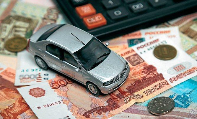 Закон об отмене транспортного налога внесен в Госдуму