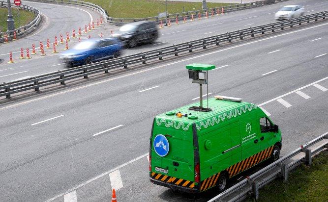 Власти Москвы изменят дорожные камеры для штрафов за нарушение изоляции