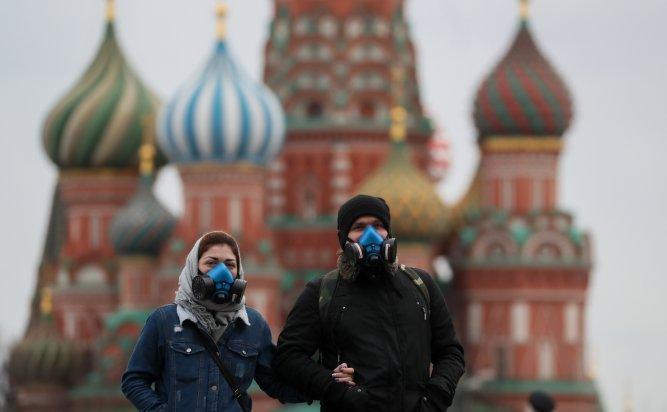 Пик коронавируса в Москве может быть зафиксирован 14 декабря
